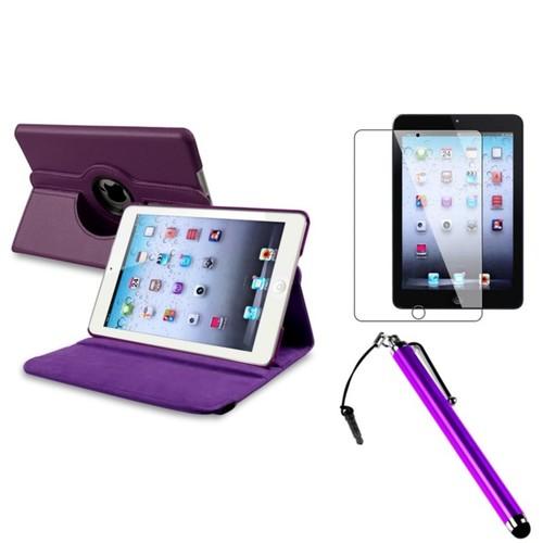 Insten 948647 3 Piece Tablet Case Bundle For Apple iPad Mini/ iPad Mini With Retina Display