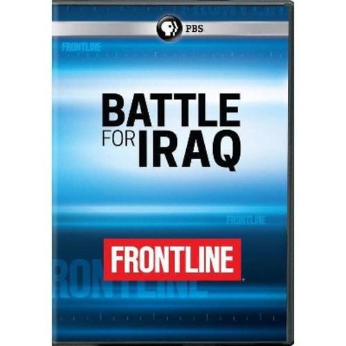 Frontline:Battle For Iraq (DVD)