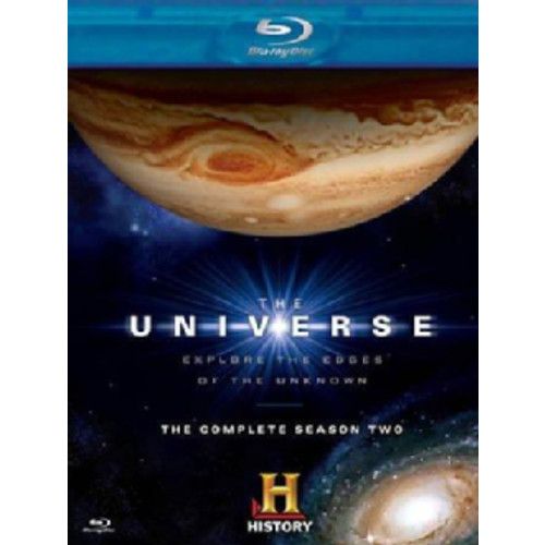 The Universe: The Complete Season One [3 Discs] [Blu-ray]