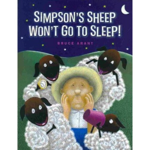 Simpson's Sheep Won't Go to Sleep!