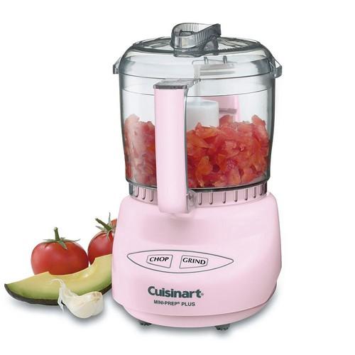 Cuisinart Mini-Prep Plus Food Processor 3-Cup Pink