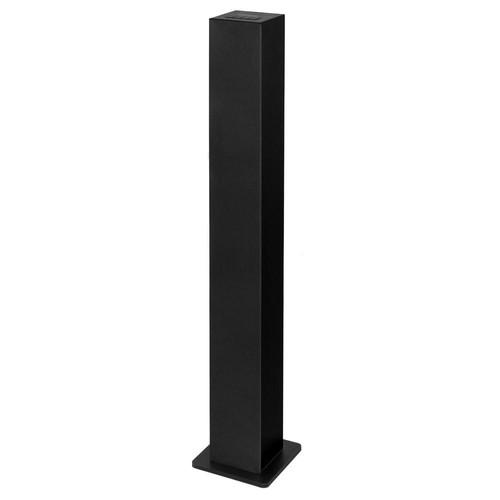 Innovative Technology Slim Bluetooth Tower Speaker in Black