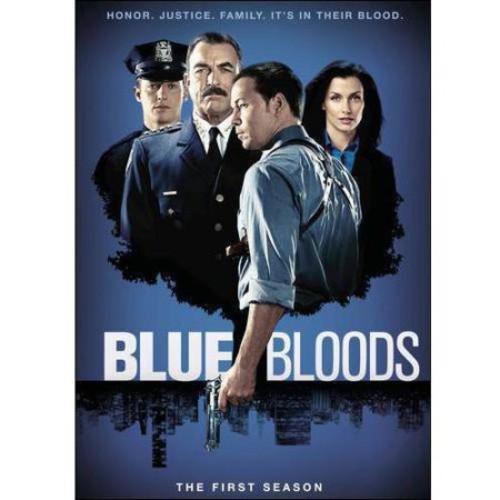 Blue Bloods: The First Season (DVD)