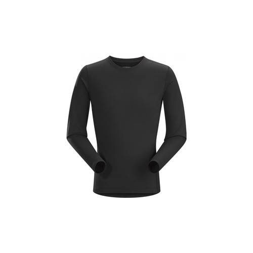 Arcteryx Phase AR Crew Long Sleeve - Mens w/ Free Shipping [Mens Clothing Size : Extra Large; Additional Features : N/A]