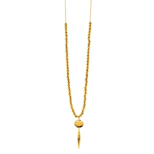 Gypset Adjustable Pendant Necklace, 19