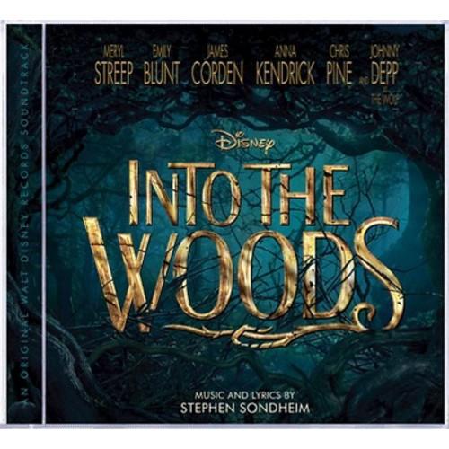 Into the Woods [Original Soundtrack] [CD]