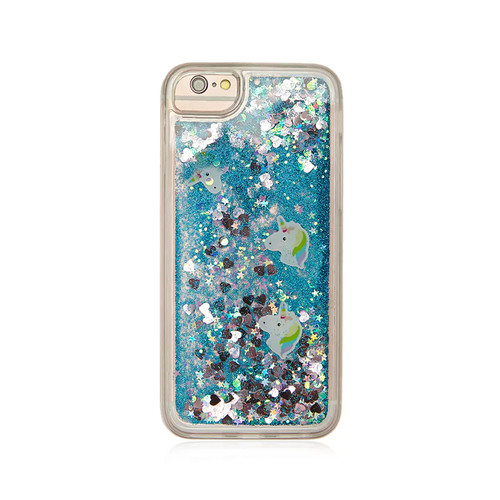 Glitter Confetti Waterfall Case for iPhone 6/6s/7/8