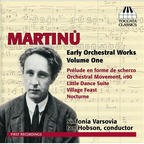 Early Orchestral Works 1 - CD