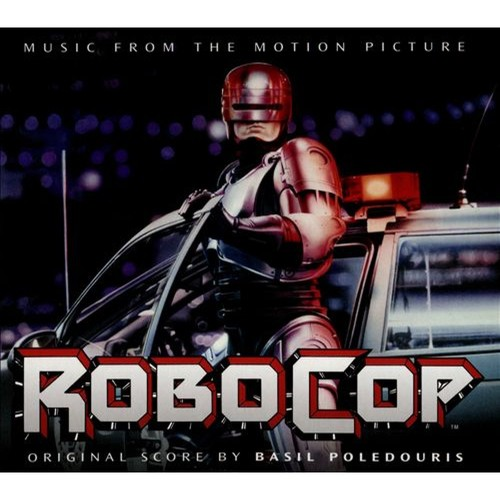 Robocop: Music from the Motion Picture [Complete Score] [CD]