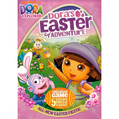 Dora the Explorer: Dora's Easter Adventure [DVD] [2011]