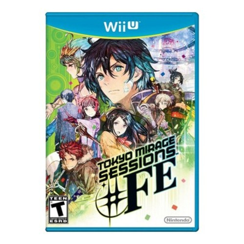 Tokyo Mirage Sessions #FE - Nintendo Wii U - Email Delivery