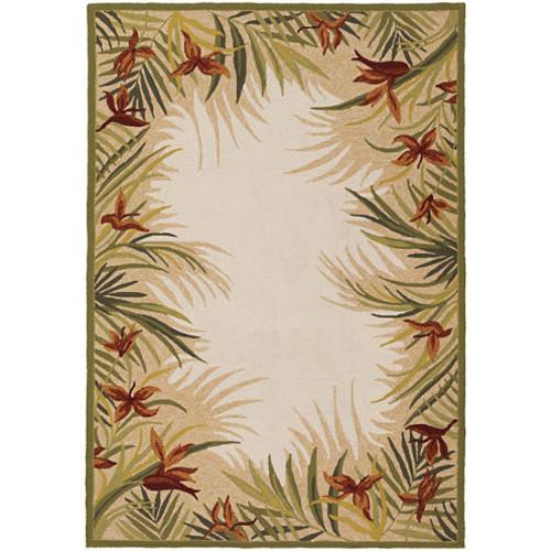 Couristan Tropics Garden Indoor/Outdoor Rectangular Rugs