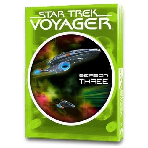 Star Trek Voyager Complete 3rd Season
