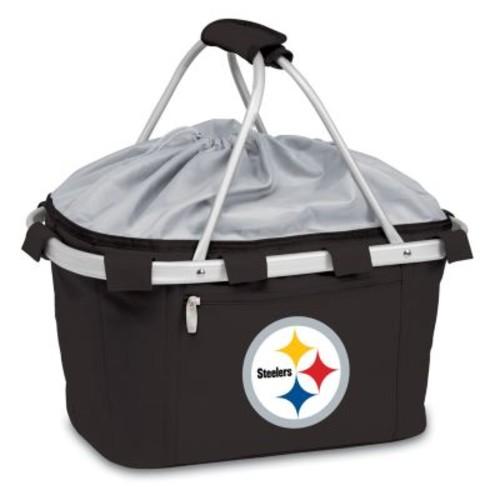 Picnic Time Pittsburgh Steelers Metro Basket [Black]