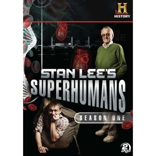 Stan LeeS Superhumans: Season 1