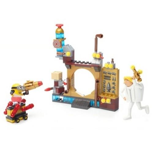 Mega Construx Despicable Me 3 Dru's Lair Building Set