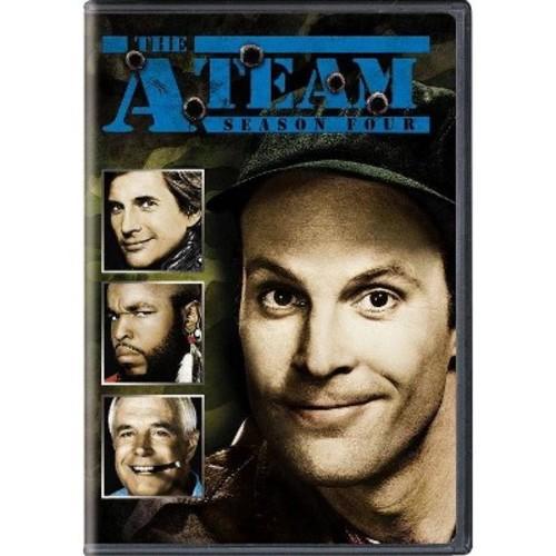 A team:Season four (DVD)