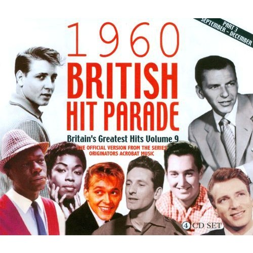 1960 British Hit Parade: Britain's Greatest Hits, Vol. 9, Pt. 3: September-December [CD]