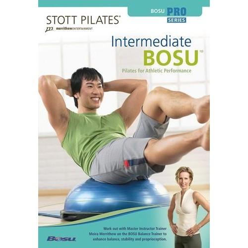 STOTT PILATES Intermediate BOSU DVD