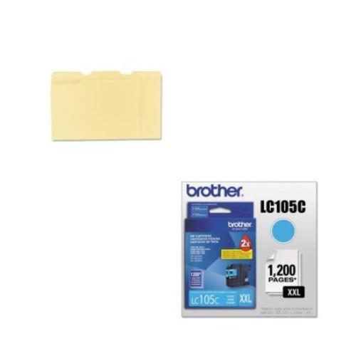 Brother Innobella LC105C Ink Cartridge BRTLC105C