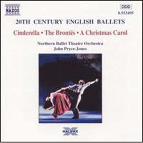 20th Century English Ballets Audio Compact Disc
