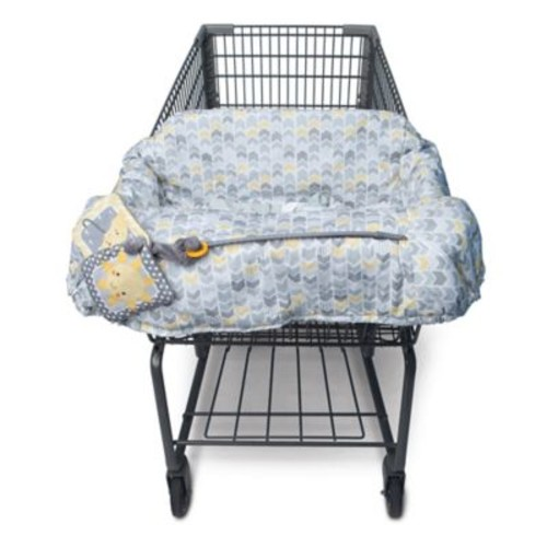 Boppy Shopping Cart Cover in Sunshine