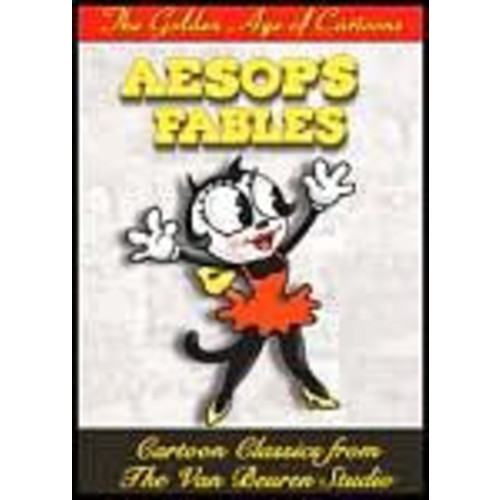 Golden Age Of Cartoons: Aesop's Fables
