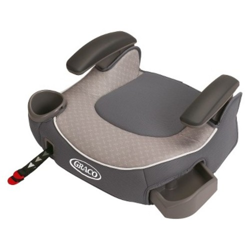 Graco Affix Backless Booster with Latch System - Aschcroft