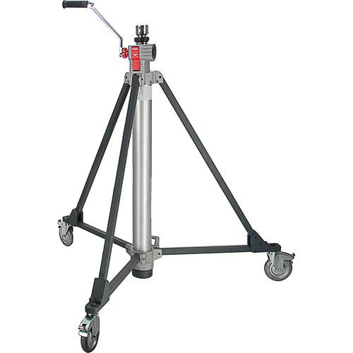 Crank-O-Vator III Crank-Operated Light Stand
