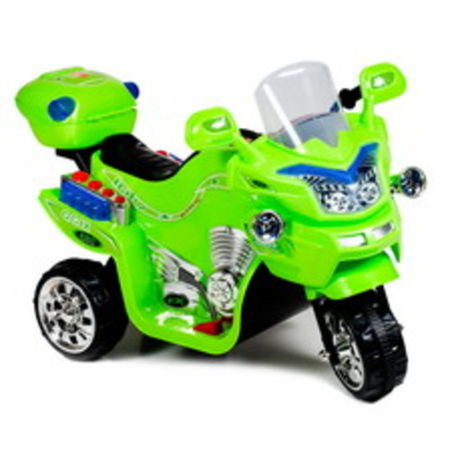 Lil' Rider FX 3 Wheel Battery-Powered Bike, Green
