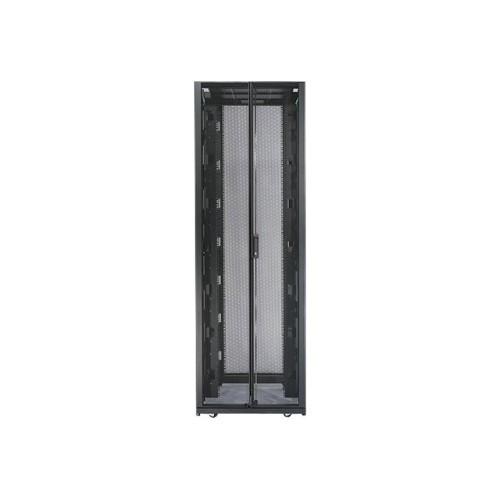 APC NetShelter SX - Shock Packaging - rack - cabinet - black - 42U - 19