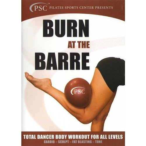 Burn at the Barre: Total Dancer Body Workout for All Levels (DVD) (Eng) 2012