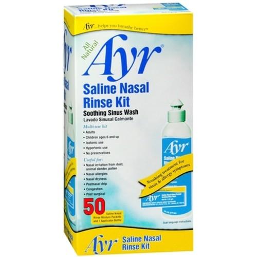 Ayr Sinus Rinse Kit 1 Each [option : Pack of 6]