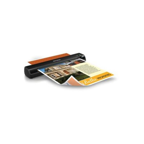 Epson WorkForce DS-30 Portable Scanner 600 dpi Color CIS (Certified Refurbished)