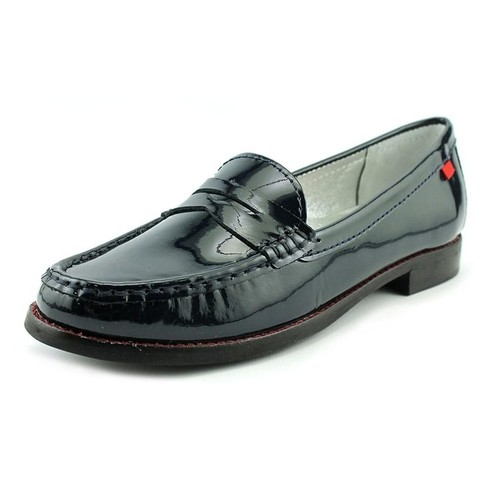Marc Joseph East Village Round Toe Leather Loafer