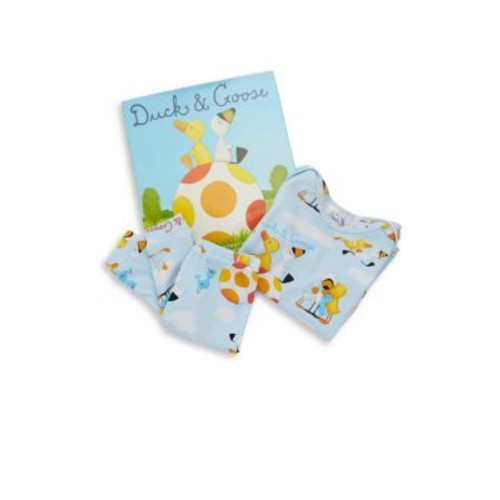 Baby's Duck & Goose Pajama and Book Set