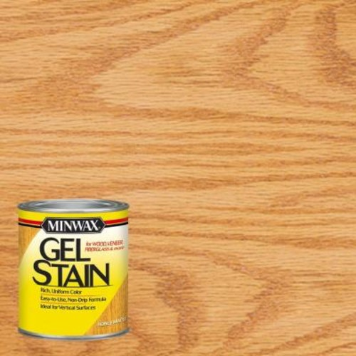 Minwax 1 qt. Honey Maple Gel Stain