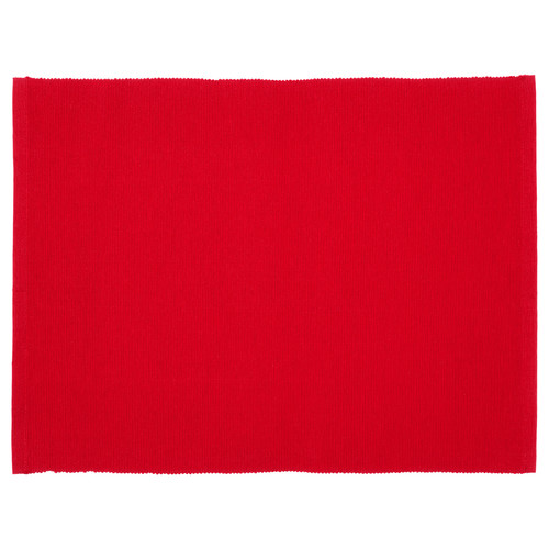 MRIT Place mat, bright red