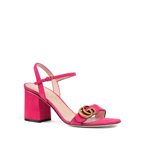 GUCCI Marmont Open Toe Sandals