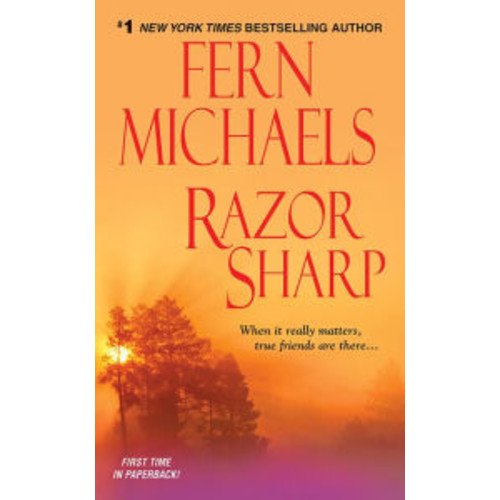 Razor Sharp (Sisterhood Series #14)