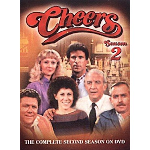 Cheers: The Complete Second Season (DVD)