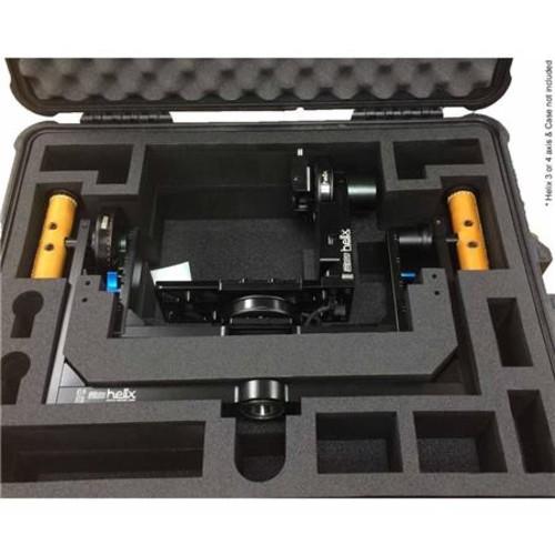 Letus Standard Helix and Helix Mg. Custom Cut Foam Insert for Pelican 1600 Case LT-HX-INSERT
