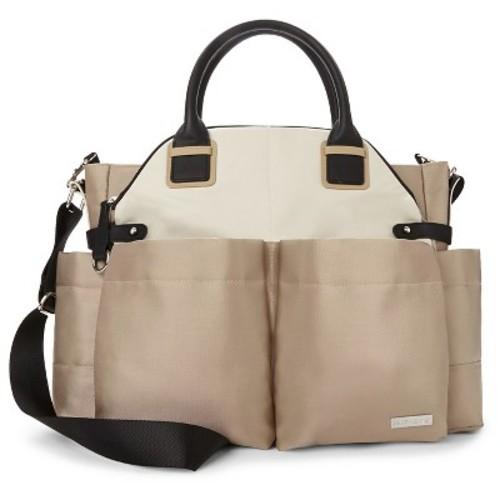 SKIP*HOP Chelsea Diaper Bag in Black