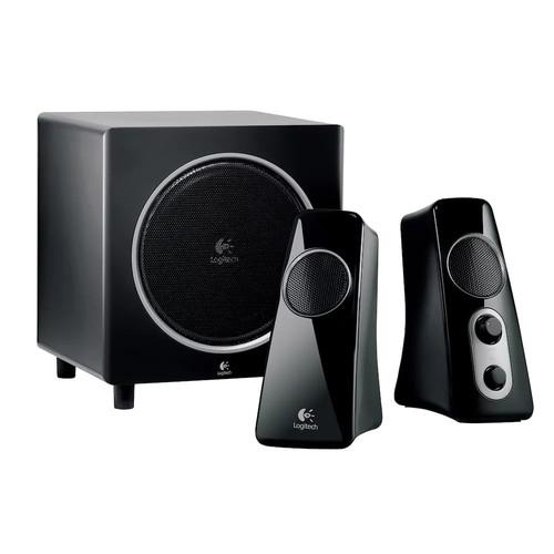 Logitech Speaker System Z523 with Subwoofer [Speaker]