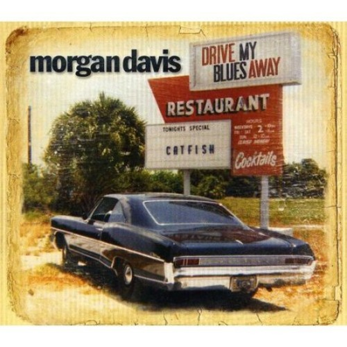 Drive My Blues Away [CD]
