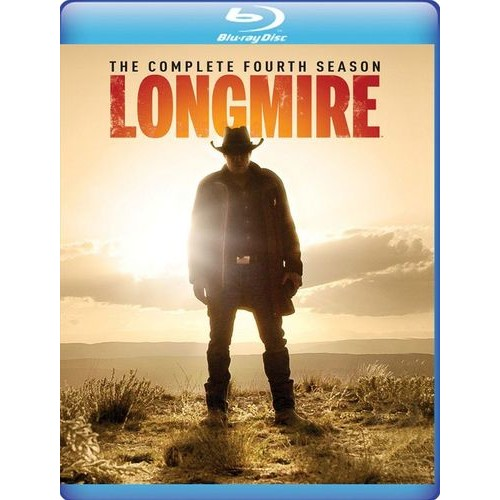 Longmire: The Complete Fourth Season [Blu-ray] [4 Discs]