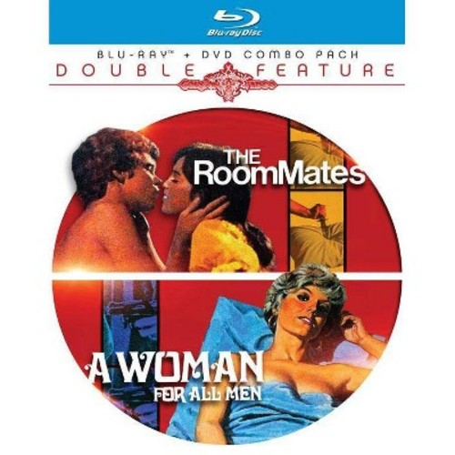 Roommates / A Woman For All Men (Blu-ray) (Widescreen)