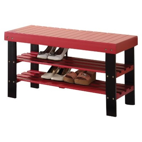 Benches Acme Furniture Red