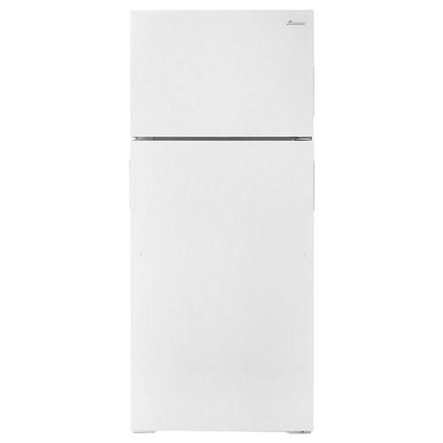 Amana - 16.0 Cu. Ft. Top-Freezer Refrigerator - White