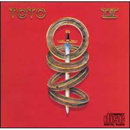 Toto IV By Toto (Audio CD)